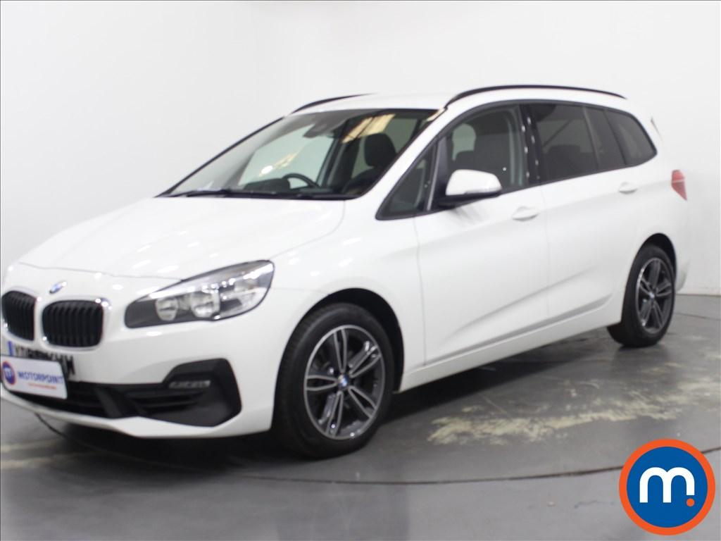 BMW 2 Series Sport - Stock Number 1134667 Passenger side front corner