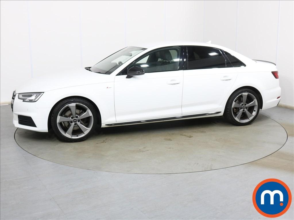 Audi A4 Black Edition - Stock Number 1134020 Passenger side front corner