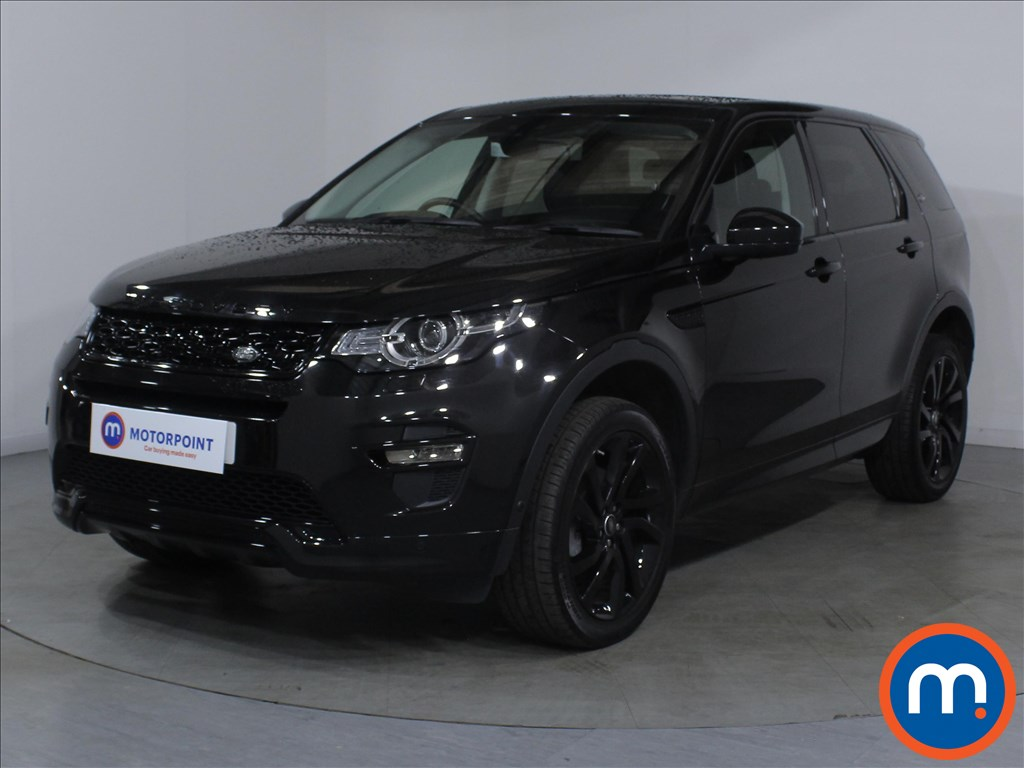 Land Rover Discovery Sport HSE Dynamic Lux - Stock Number 1132732 Passenger side front corner