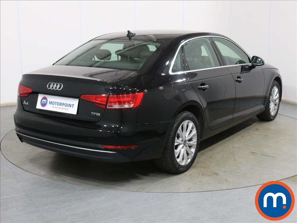 Audi A4 SE - Stock Number 1130603 Passenger side front corner