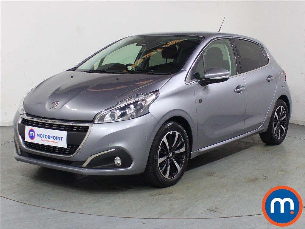 Peugeot 208 Tech Edition - Stock Number 1134893 Passenger side front corner