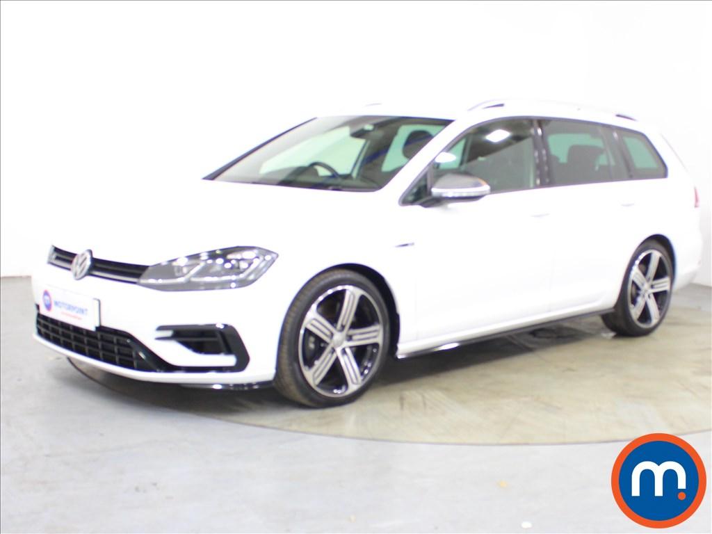 Volkswagen Golf R - Stock Number 1132866 Passenger side front corner