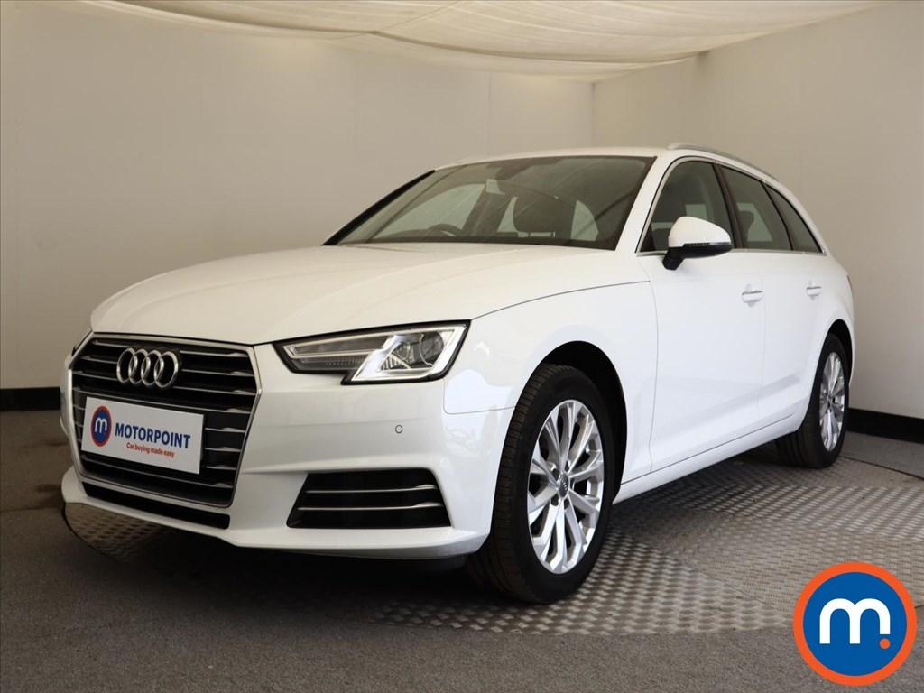 Audi A4 SE - Stock Number 1130551 Passenger side front corner