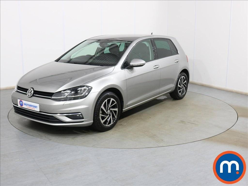 Volkswagen Golf Match Edition - Stock Number 1134508 Passenger side front corner