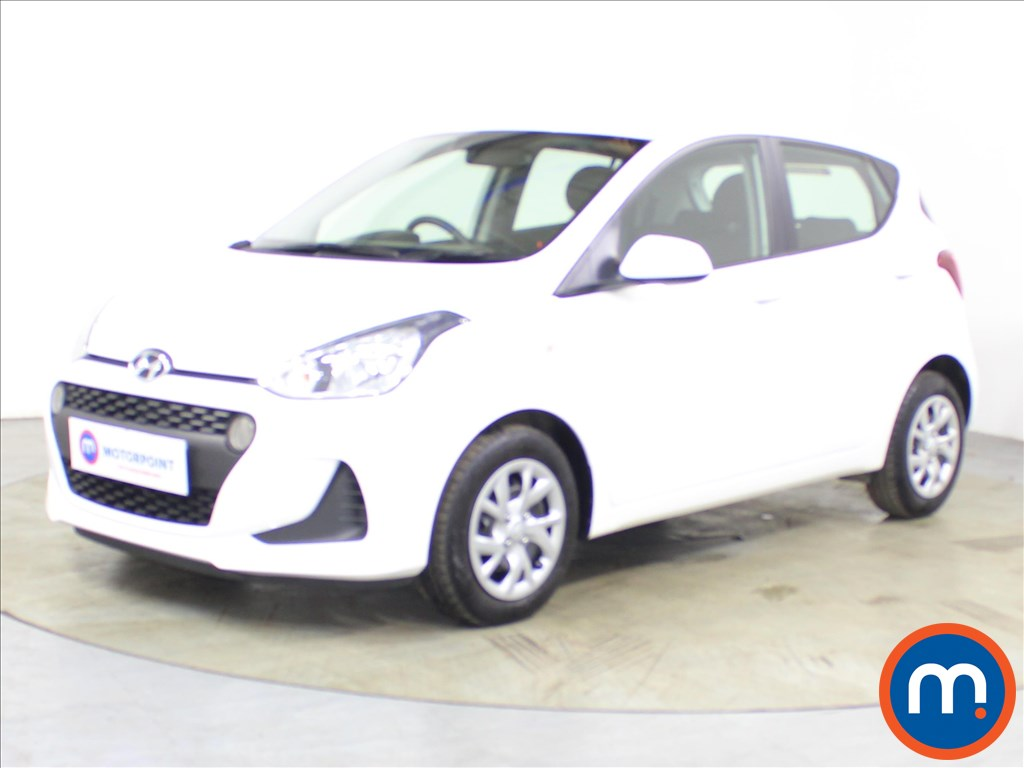 Hyundai I10 SE - Stock Number 1134852 Passenger side front corner
