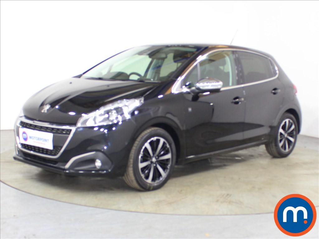 Peugeot 208 Tech Edition - Stock Number 1132195 Passenger side front corner