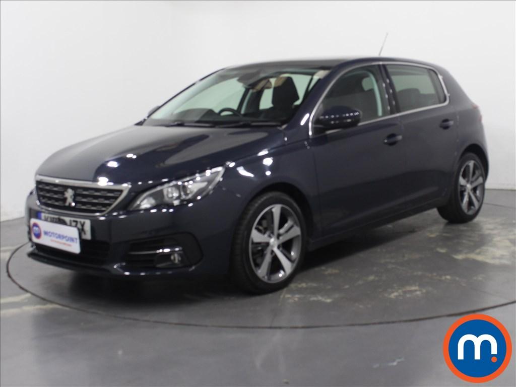 Peugeot 308 1.2 PureTech 130 Allure 5dr - Stock Number 1128742 Passenger side front corner