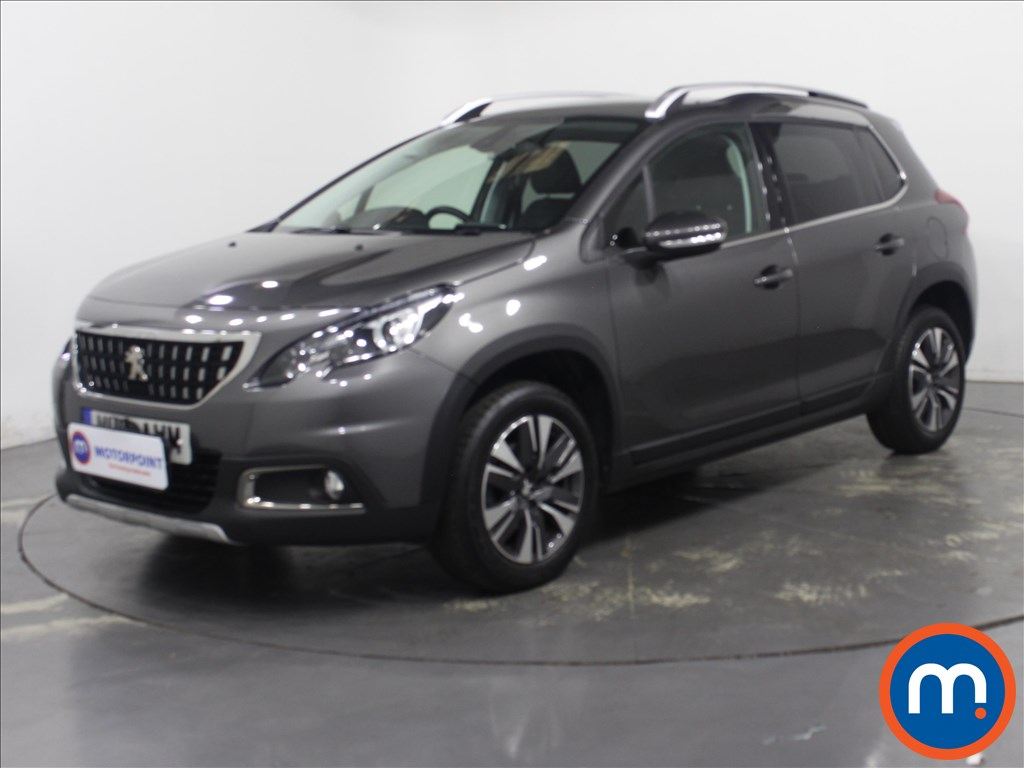 Peugeot 2008 Allure Premium - Stock Number 1134884 Passenger side front corner
