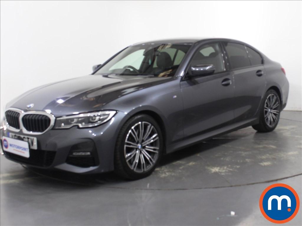 BMW 3 Series M Sport - Stock Number 1132015 Passenger side front corner