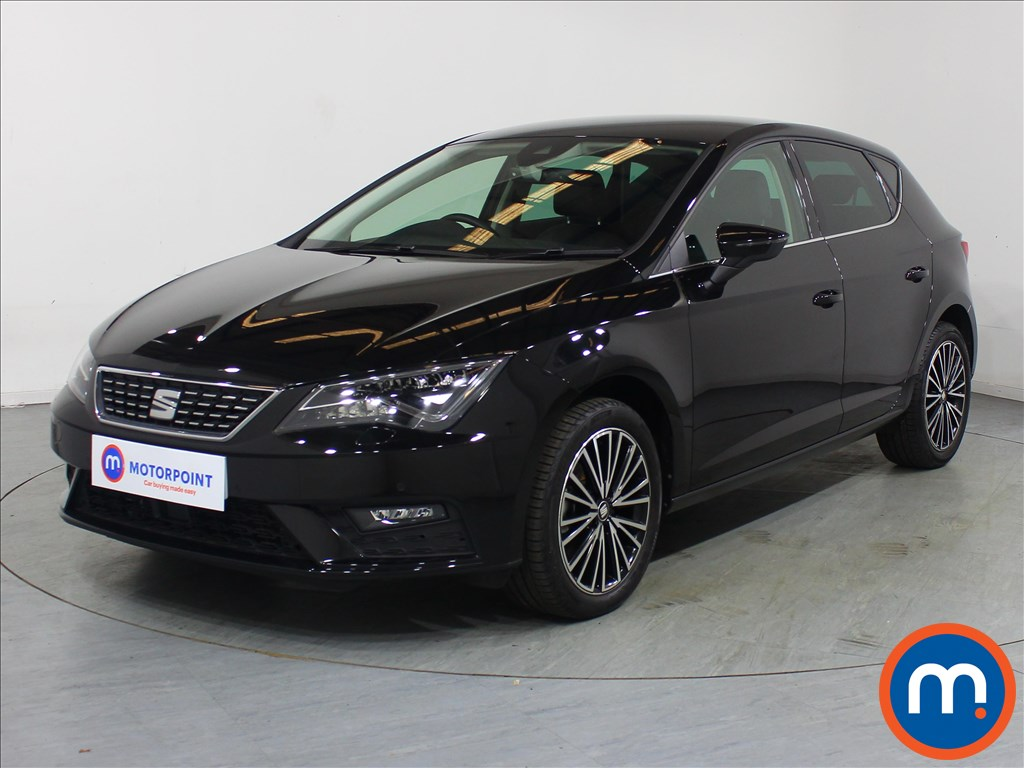 Seat Leon Xcellence Lux - Stock Number 1134759 Passenger side front corner