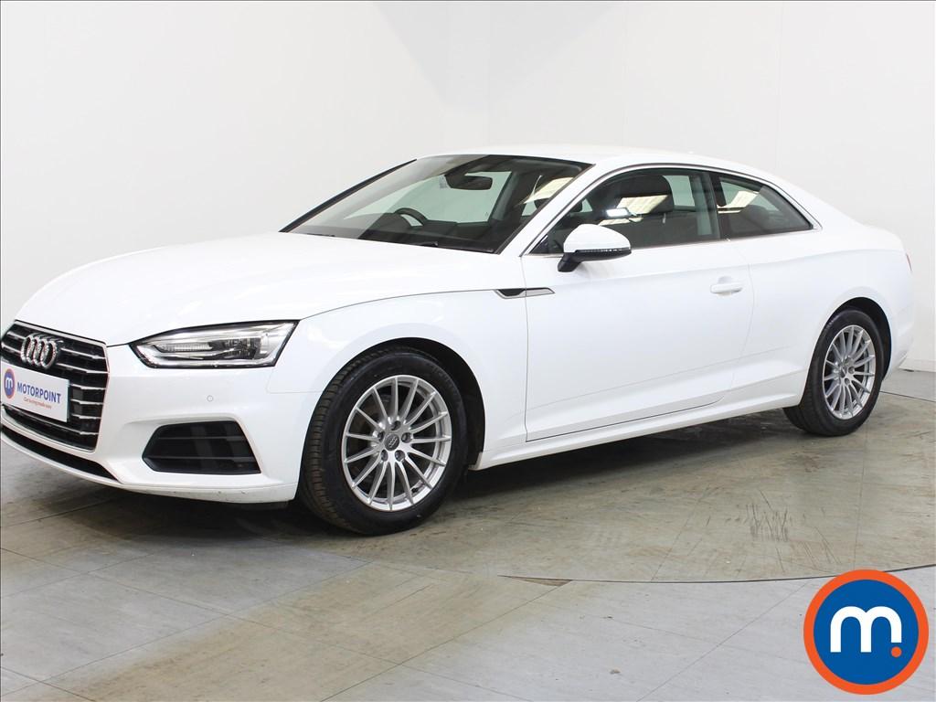 Audi A5 SE - Stock Number 1132565 Passenger side front corner