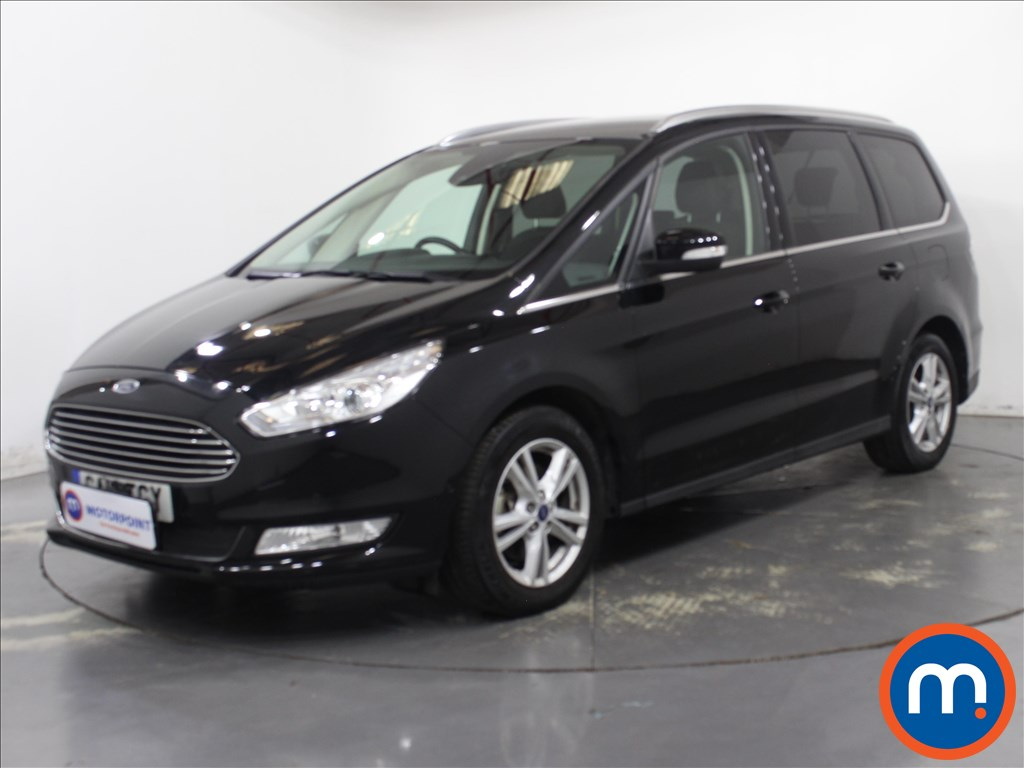 Ford Galaxy Titanium - Stock Number 1134377 Passenger side front corner