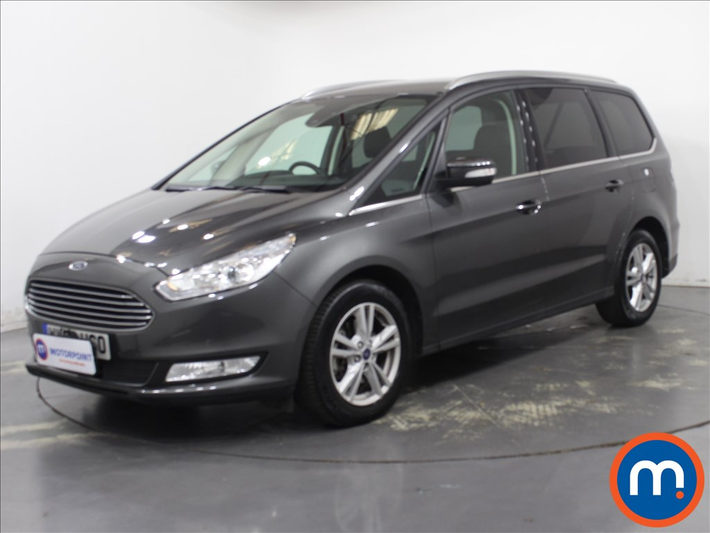 Ford Galaxy Titanium - Stock Number 1134383 Passenger side front corner