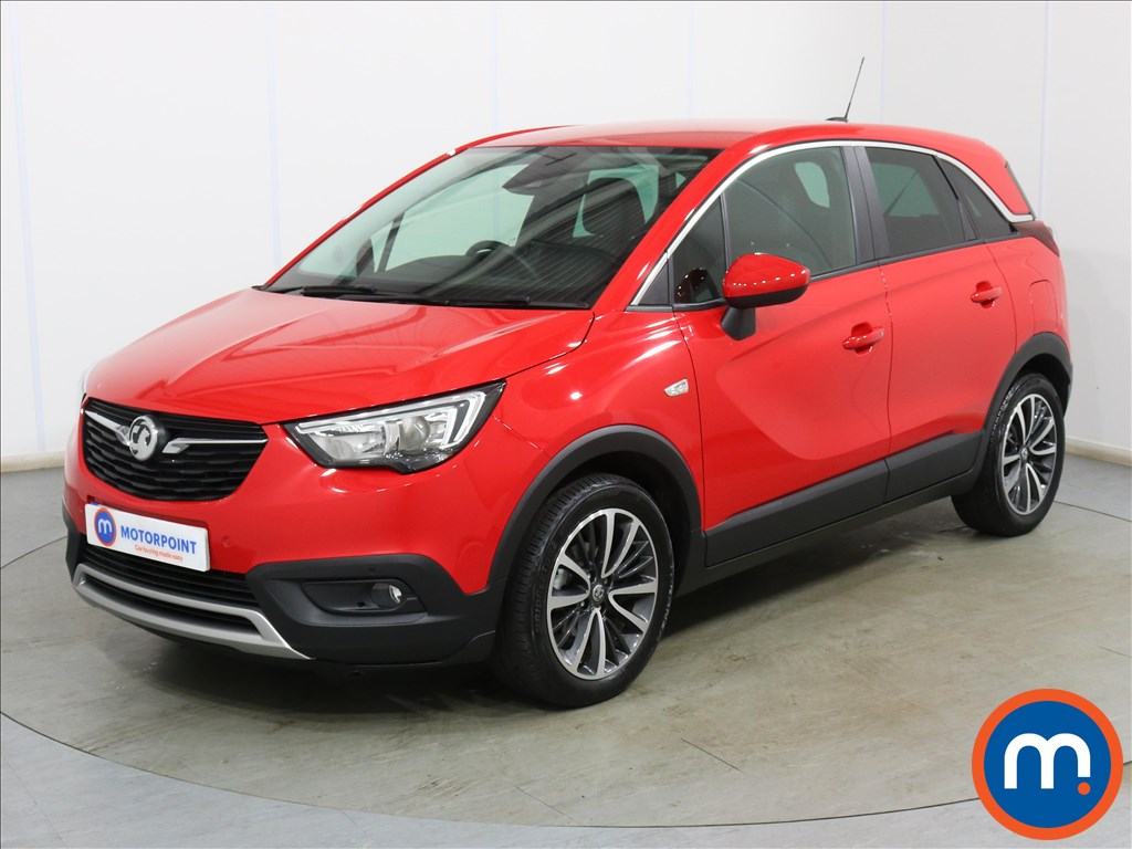 Vauxhall Crossland X Elite - Stock Number 1134126 Passenger side front corner