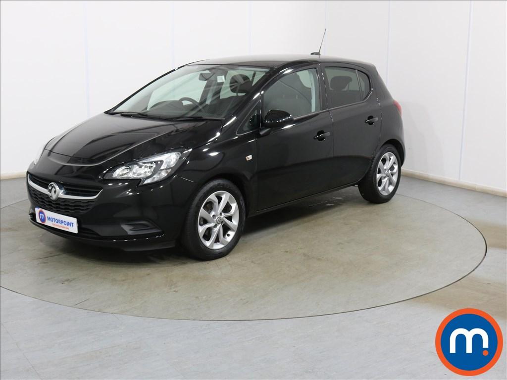 Vauxhall Corsa Sport - Stock Number 1122294 Passenger side front corner
