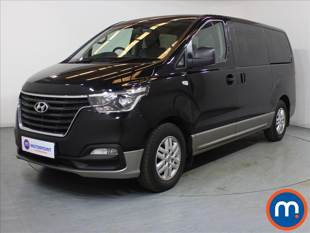 Hyundai I800 SE Nav - Stock Number 1122557 Passenger side front corner