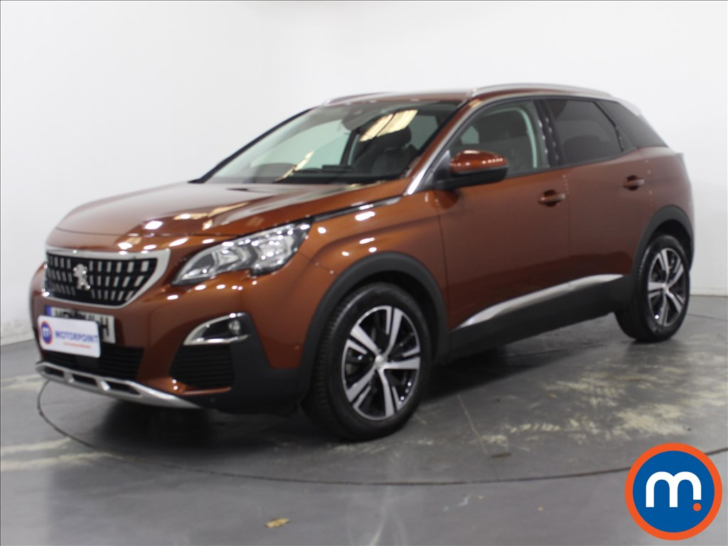 Peugeot 3008 Allure - Stock Number 1134898 Passenger side front corner