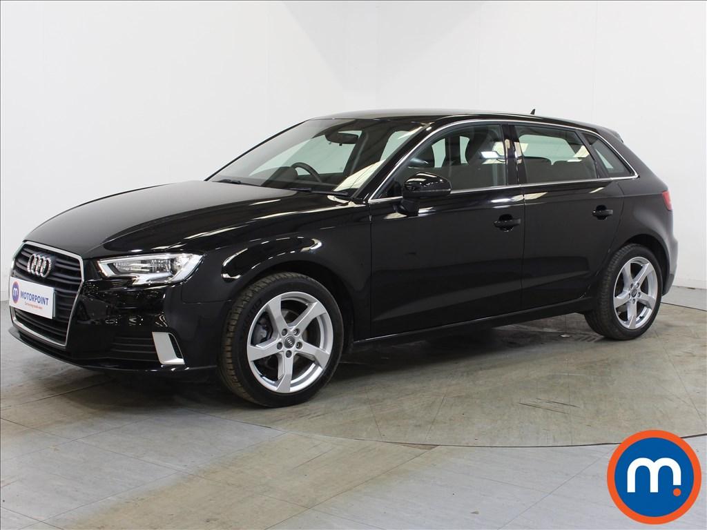Audi A3 Sport - Stock Number 1132113 Passenger side front corner