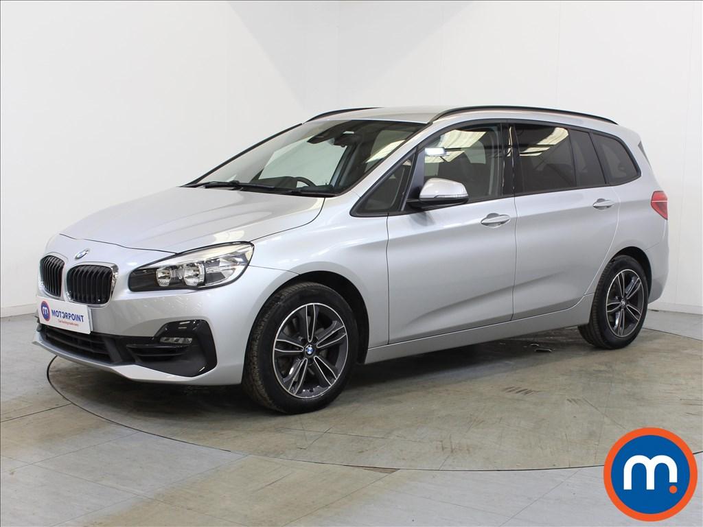 BMW 2 Series Sport - Stock Number 1137199 Passenger side front corner