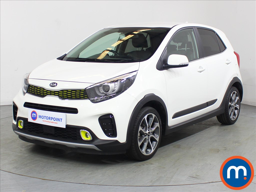KIA Picanto X-Line - Stock Number 1132808 Passenger side front corner