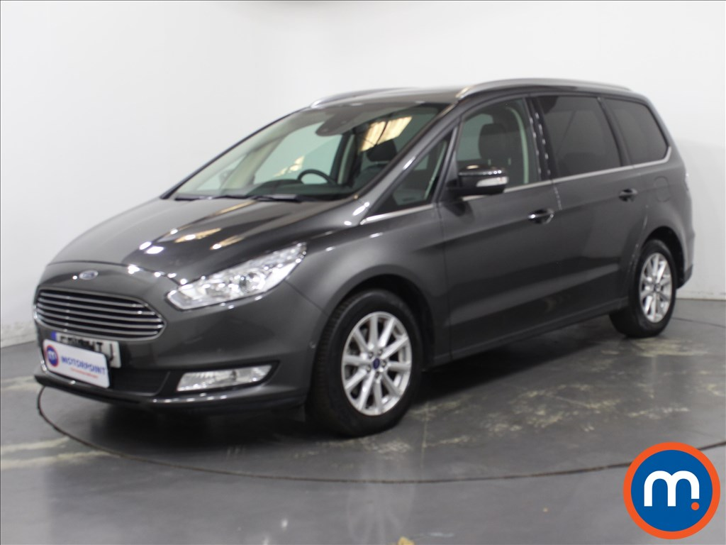 Ford Galaxy Titanium X - Stock Number 1129568 Passenger side front corner