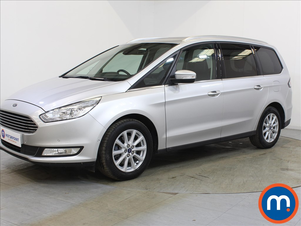 Ford Galaxy 2.0 EcoBlue 150 Titanium X 5dr - Stock Number 1129571 Passenger side front corner