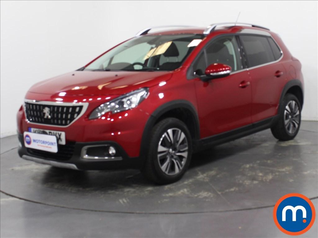 Peugeot 2008 Allure - Stock Number 1136121 Passenger side front corner