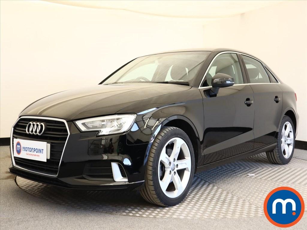 Audi A3 Sport - Stock Number 1131433 Passenger side front corner
