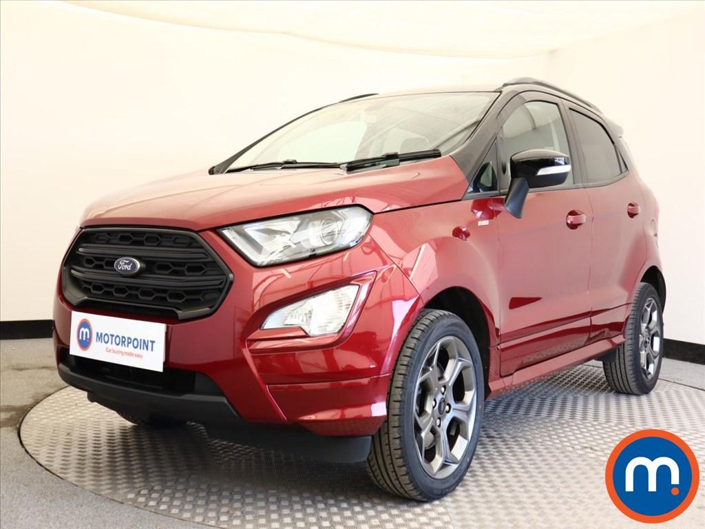 Ford Ecosport ST-Line - Stock Number 1136967 Passenger side front corner