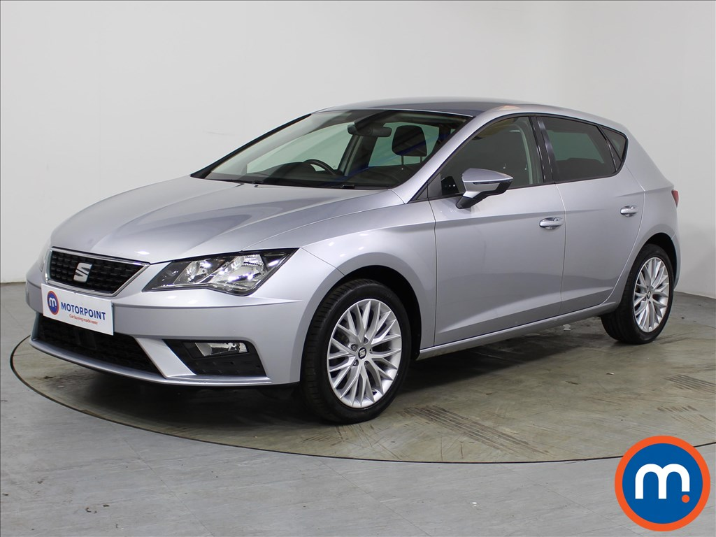 Seat Leon SE Dynamic Technology - Stock Number 1134784 Passenger side front corner