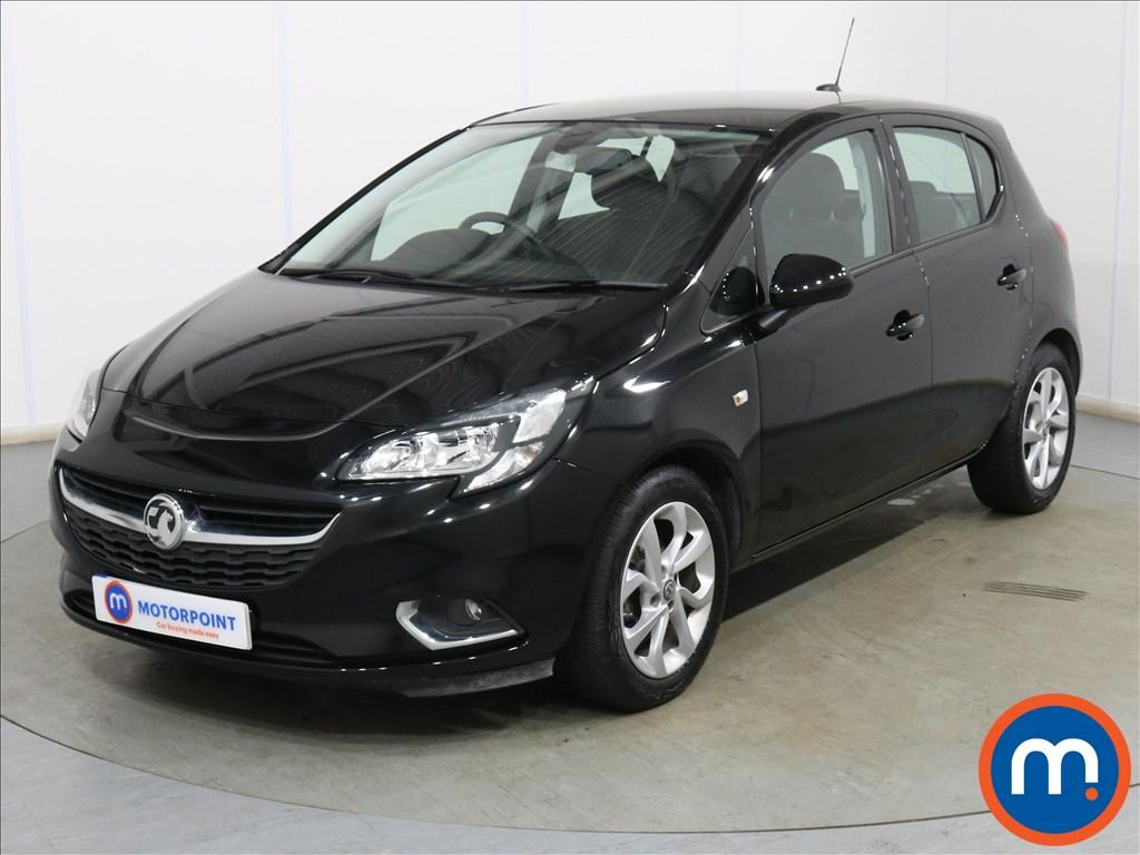 Vauxhall Corsa SRi Nav - Stock Number 1136235 Passenger side front corner