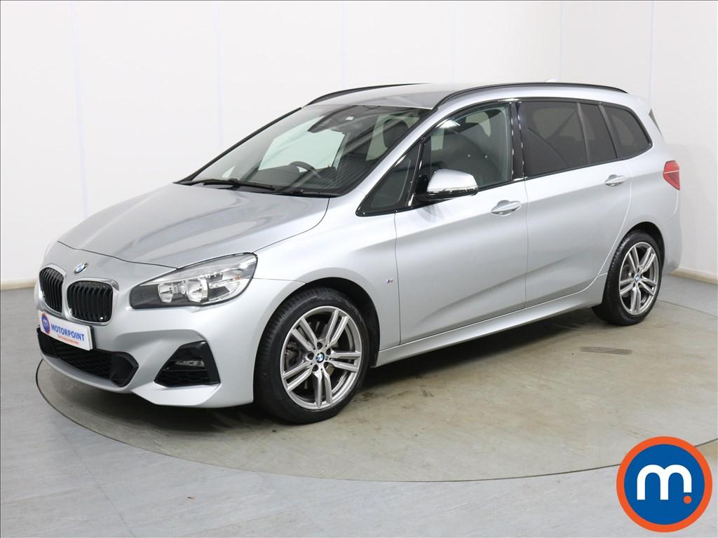 BMW 2 Series M Sport - Stock Number 1135971 Passenger side front corner