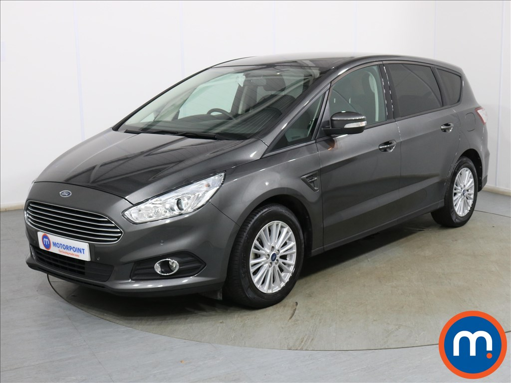 Ford S-Max 2.0 EcoBlue 150 Zetec 5dr Auto [8 Speed] - Stock Number 1125910 Passenger side front corner
