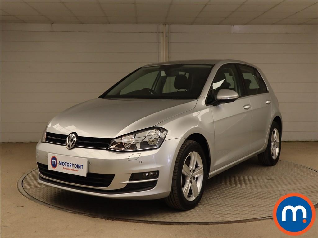 Volkswagen Golf Match Edition - Stock Number 1129798 Passenger side front corner