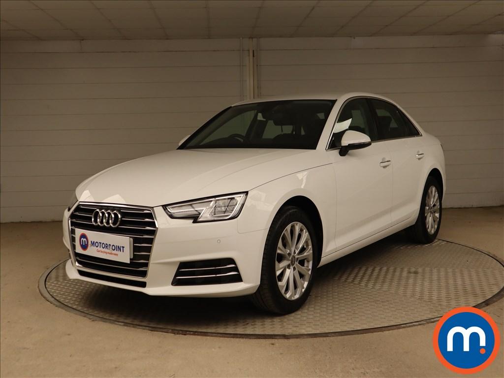 Audi A4 SE - Stock Number 1132175 Passenger side front corner