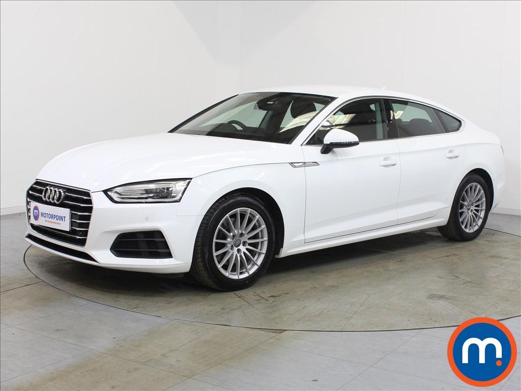 Audi A5 SE - Stock Number 1131528 Passenger side front corner