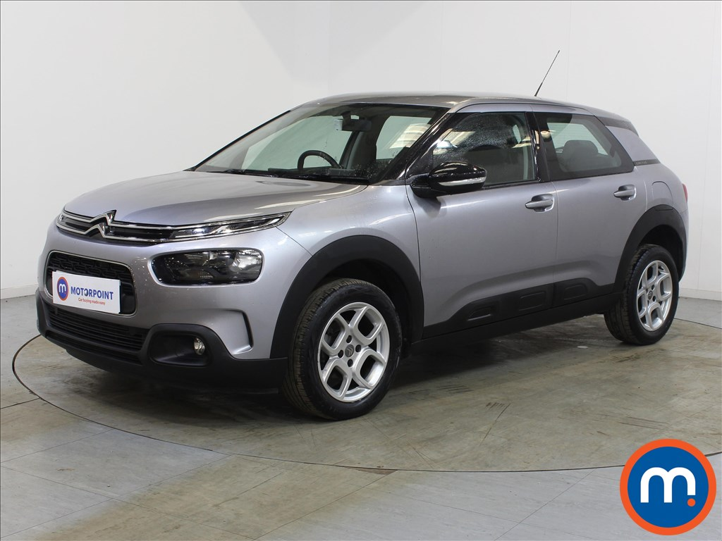 Citroen C4 Cactus Feel - Stock Number 1132584 Passenger side front corner