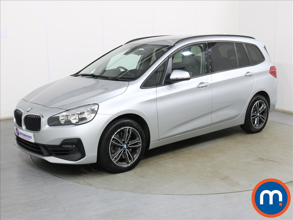 BMW 2 Series Sport - Stock Number 1136157 Passenger side front corner