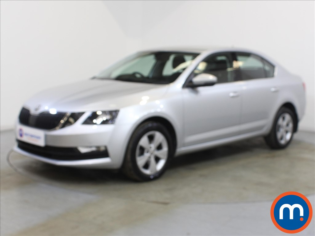 Skoda Octavia SE Technology - Stock Number 1131355 Passenger side front corner