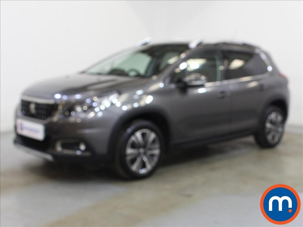 Peugeot 2008 Allure Premium - Stock Number 1134883 Passenger side front corner