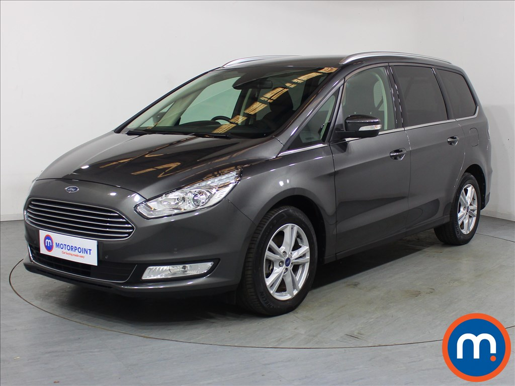 Ford Galaxy Titanium - Stock Number 1128703 Passenger side front corner