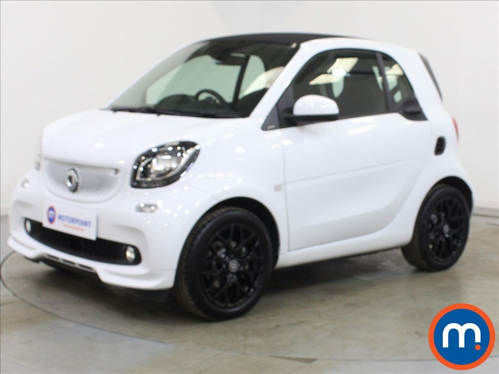 Smart Fortwo Coupe Urban Shadow Edition - Stock Number 1129998 Passenger side front corner