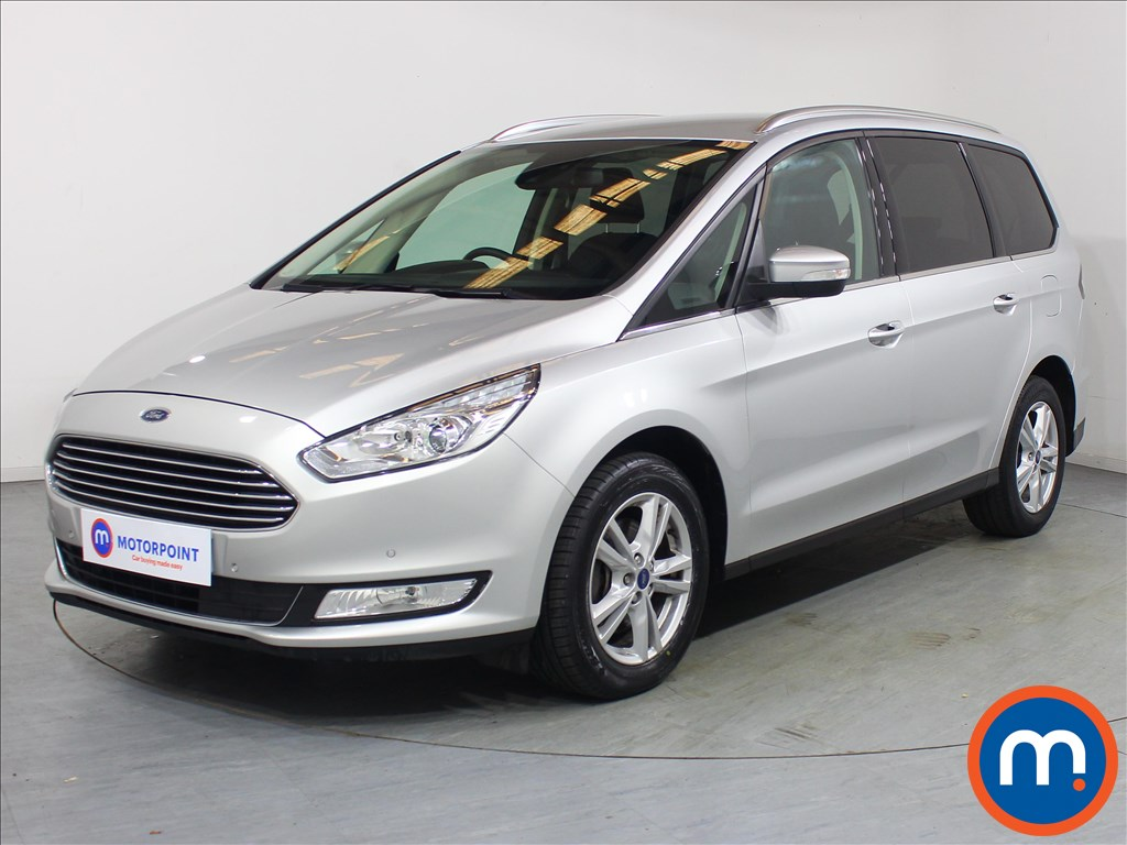 Ford Galaxy Titanium - Stock Number 1127331 Passenger side front corner