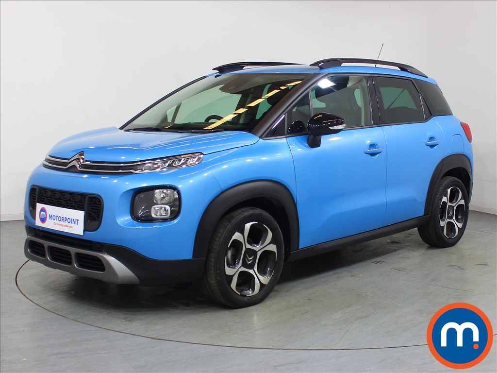 Citroen C3 Aircross 1.5 BlueHDi Flair 5dr [6 speed] - Stock Number 1132679 Passenger side front corner