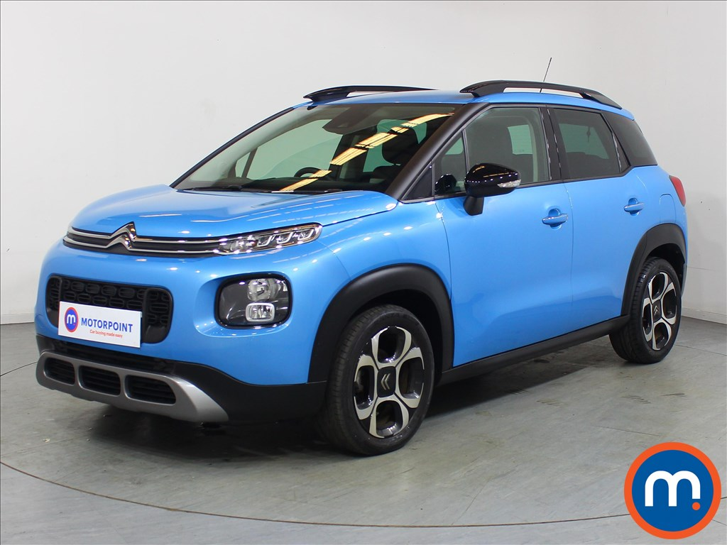 Citroen C3 Aircross 1.5 BlueHDi Flair 5dr [6 speed] - Stock Number 1132677 Passenger side front corner