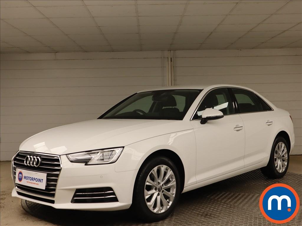 Audi A4 SE - Stock Number 1132168 Passenger side front corner