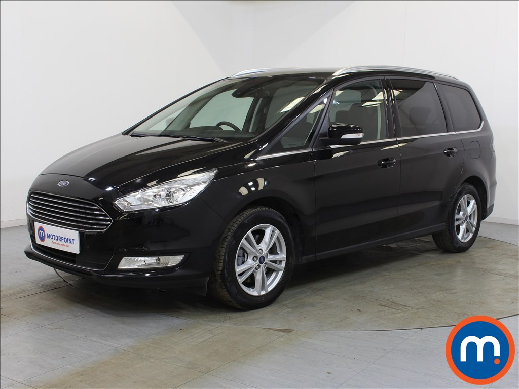Ford Galaxy Titanium - Stock Number 1134373 Passenger side front corner