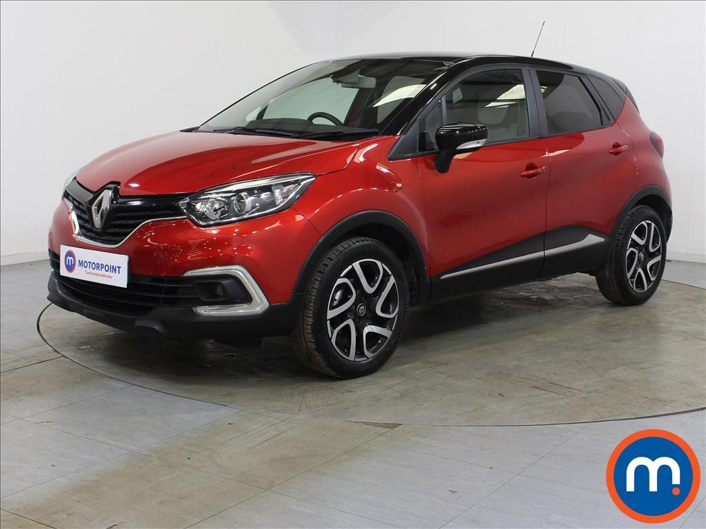 Renault Captur Iconic - Stock Number 1129905 Passenger side front corner