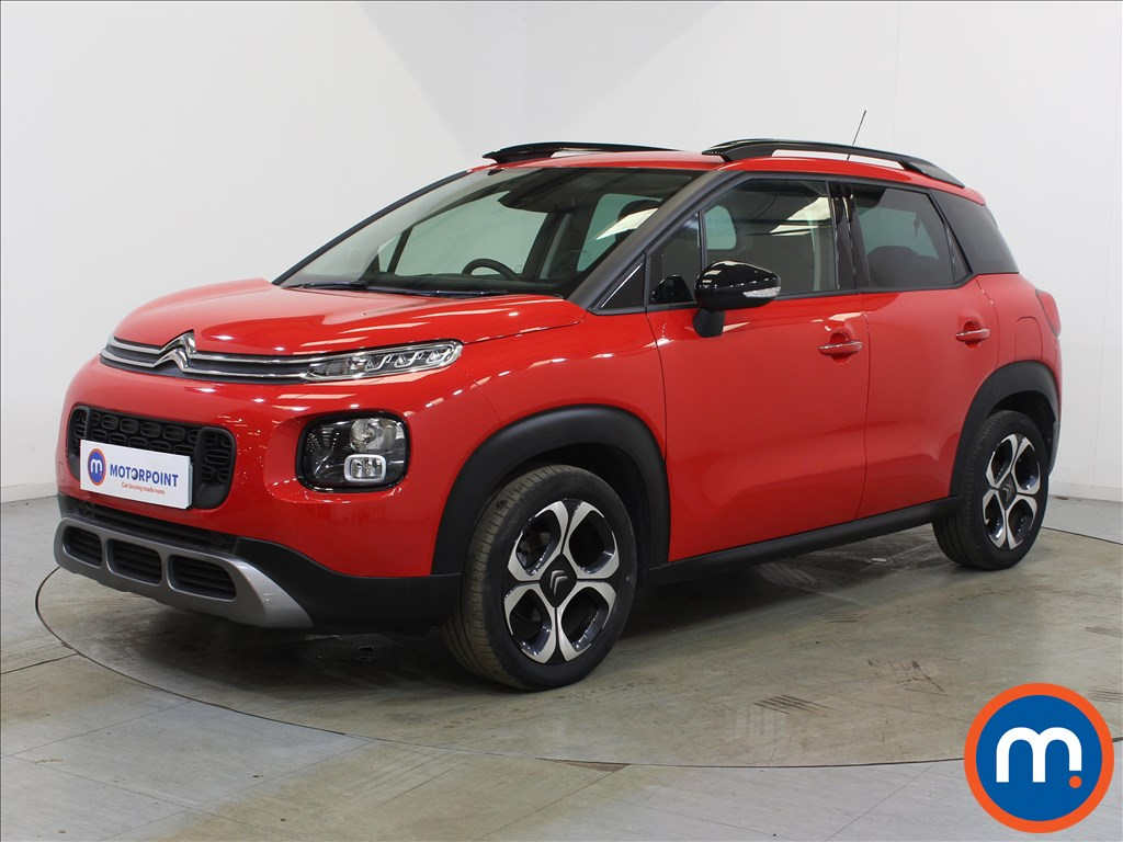 Citroen C3 Aircross Flair - Stock Number 1132581 Passenger side front corner
