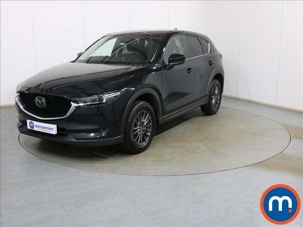 Mazda Cx-5 SE-L Nav-Plus - Stock Number 1134367 Passenger side front corner